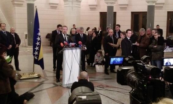 Bosniak politician reach decision on lawsuit against Serbia