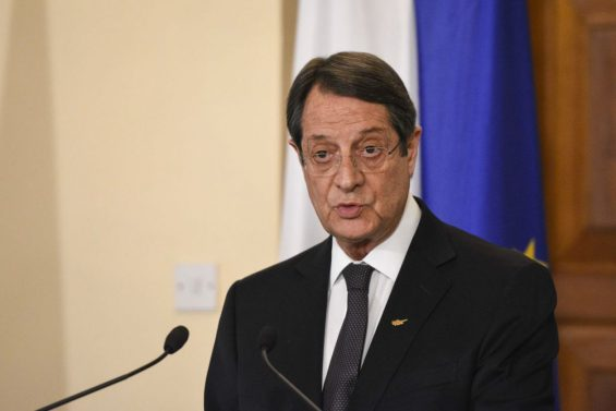 Written statement by the President of the Republic of Cyprus