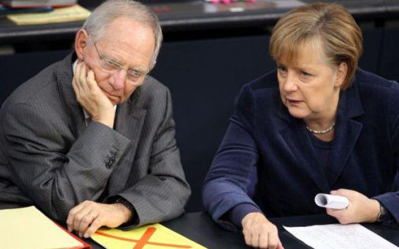 Trump elections and change Germany's attitude towards Greek program