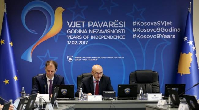 Kosovo's economic development praised