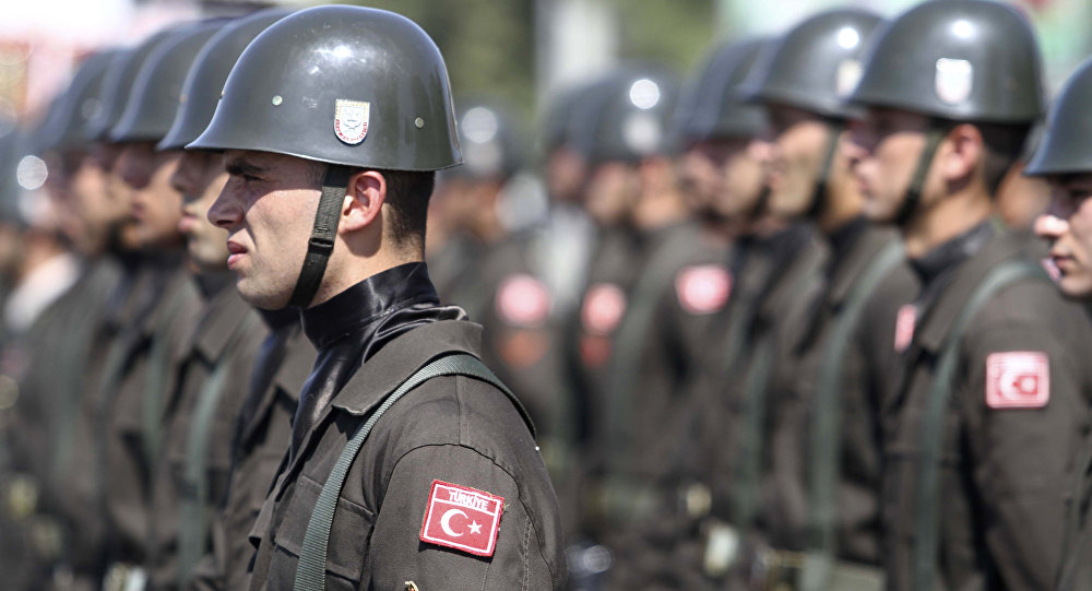 Turkish military officers are requesting asylum all over Europe