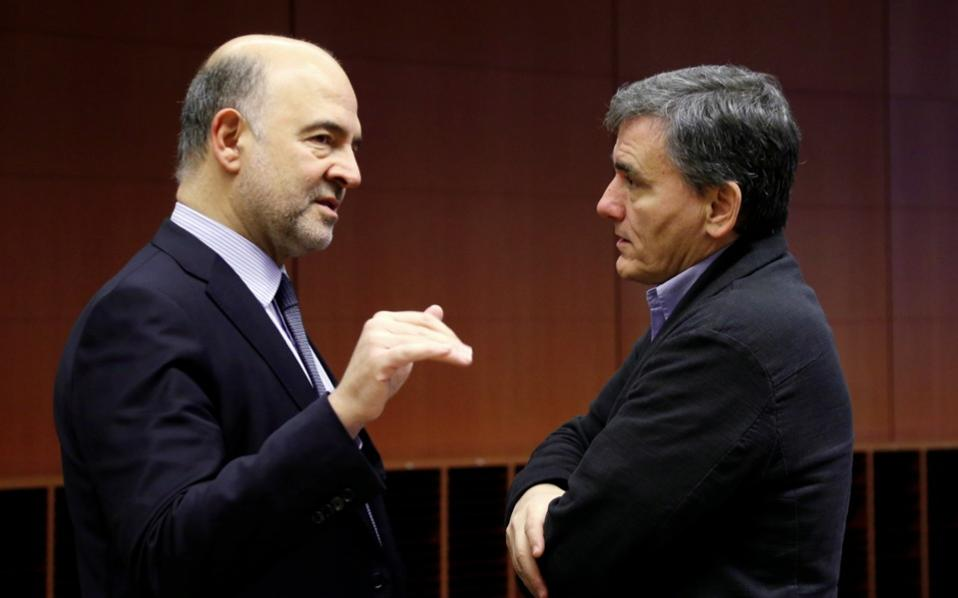 Moscovici: There is convergence at certain points to conclude the review and move ahead