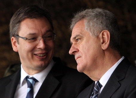 Nikolic: Vucic will say who will run for president