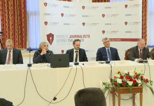 Kosovo: Journalists feel threatened and without protection