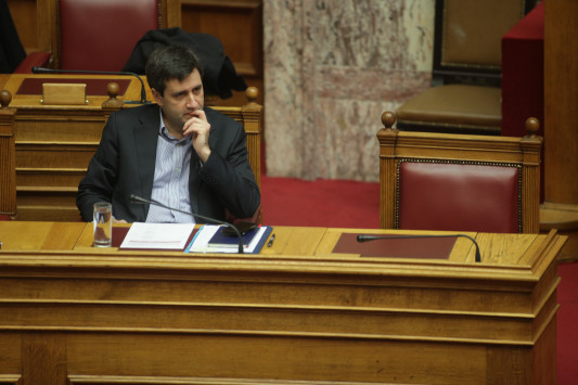Greek Alternate Finance Minister warns against further delay in deal with creditors