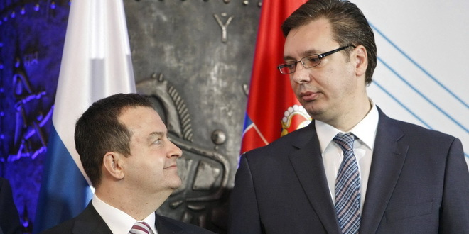 Dacic ready to support Vucic for President