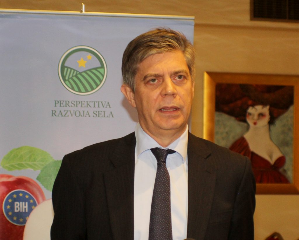 BiH farmers sceptic about EU help