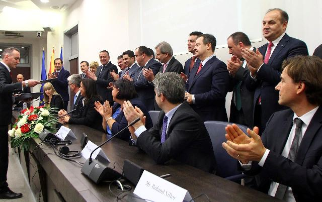 50 million euros for energy, an agreement is signed between 6 states