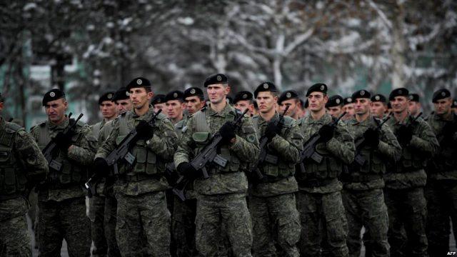 Debates on the Army of Kosovo return