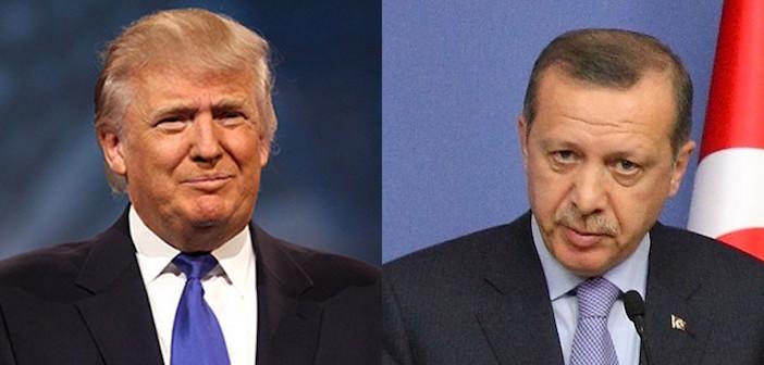 President Erdogan to speak on the phone with Donald Trump