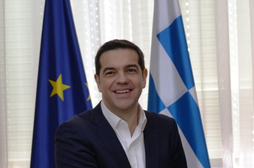 """Tsipras reaches out to """"next generation"""" of Centre-left"""