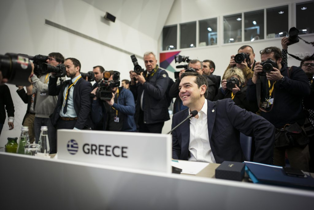 Tsipras: There are no grey zones in the Aegean