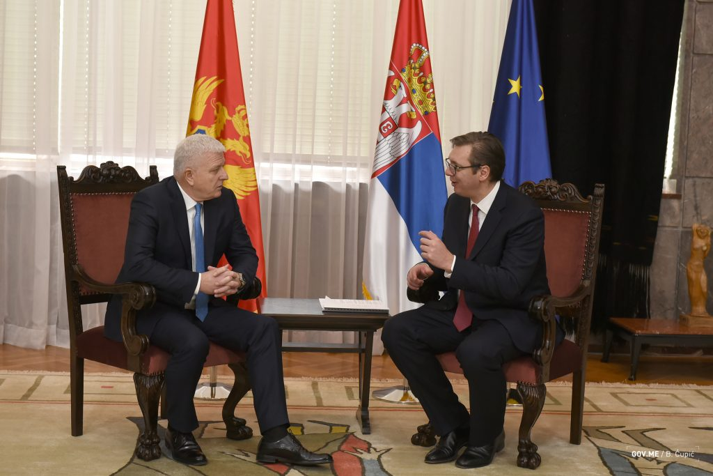 Serbia respects Montenegro's decision on NATO