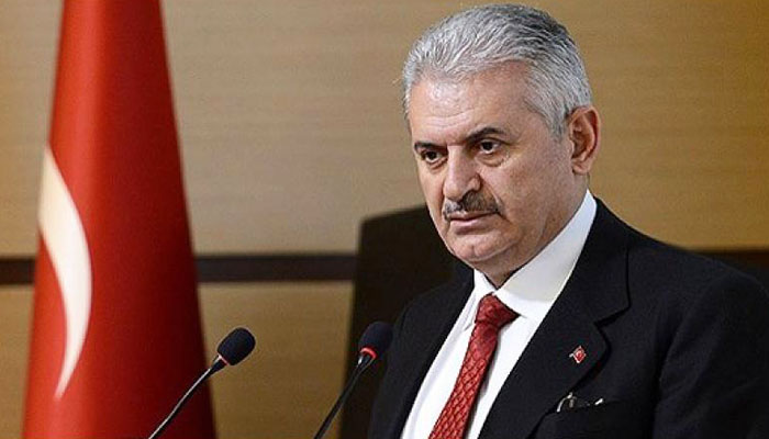 Yildirim waiting on Tsipras reply to letter for the 8 Turkish officers