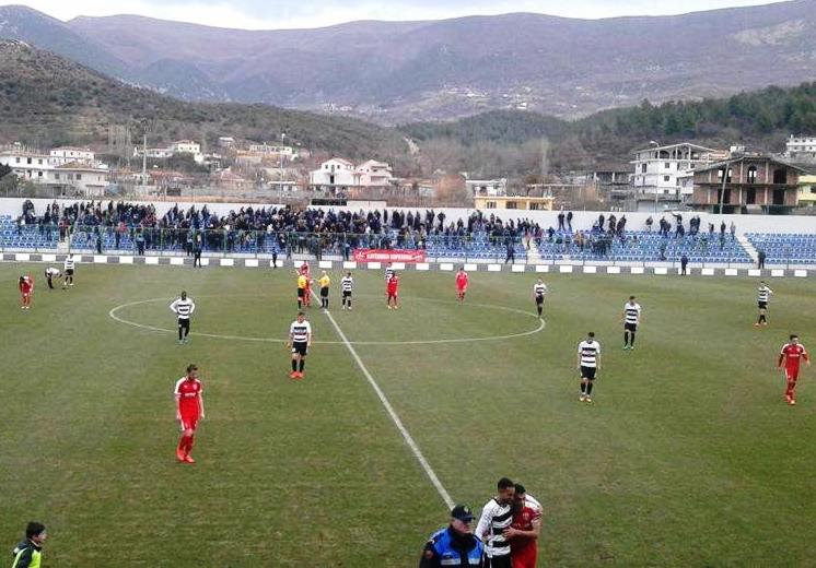 Albanian Cup matches
