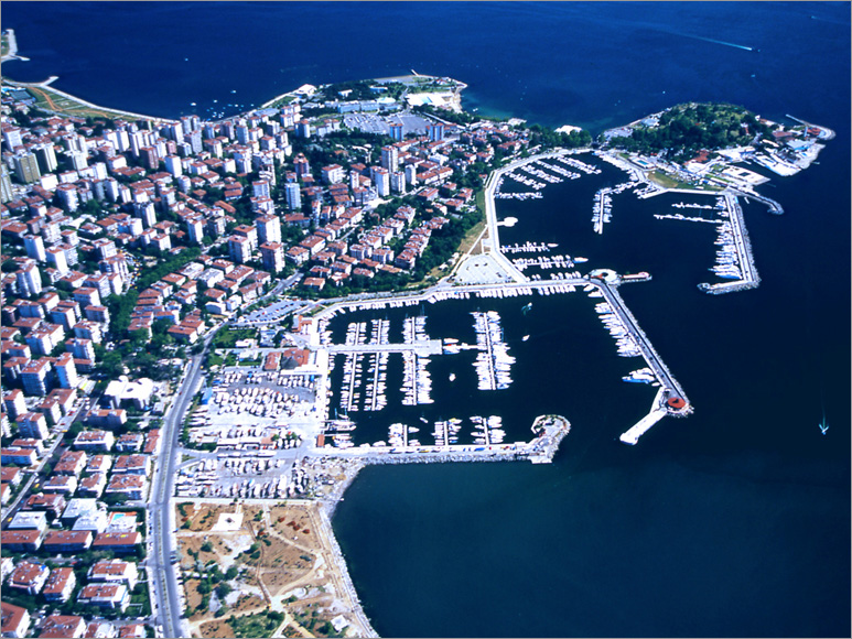 Artificial islands to be built in Marmara Sea, Black Sea with Kanal Istanbul land