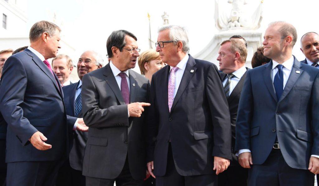 President Anastasiades to participate in the Informal EU Summit in Malta
