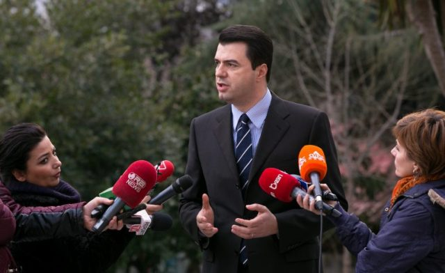 """Albanian opposition to protest in defence of the """"free vote"""""""