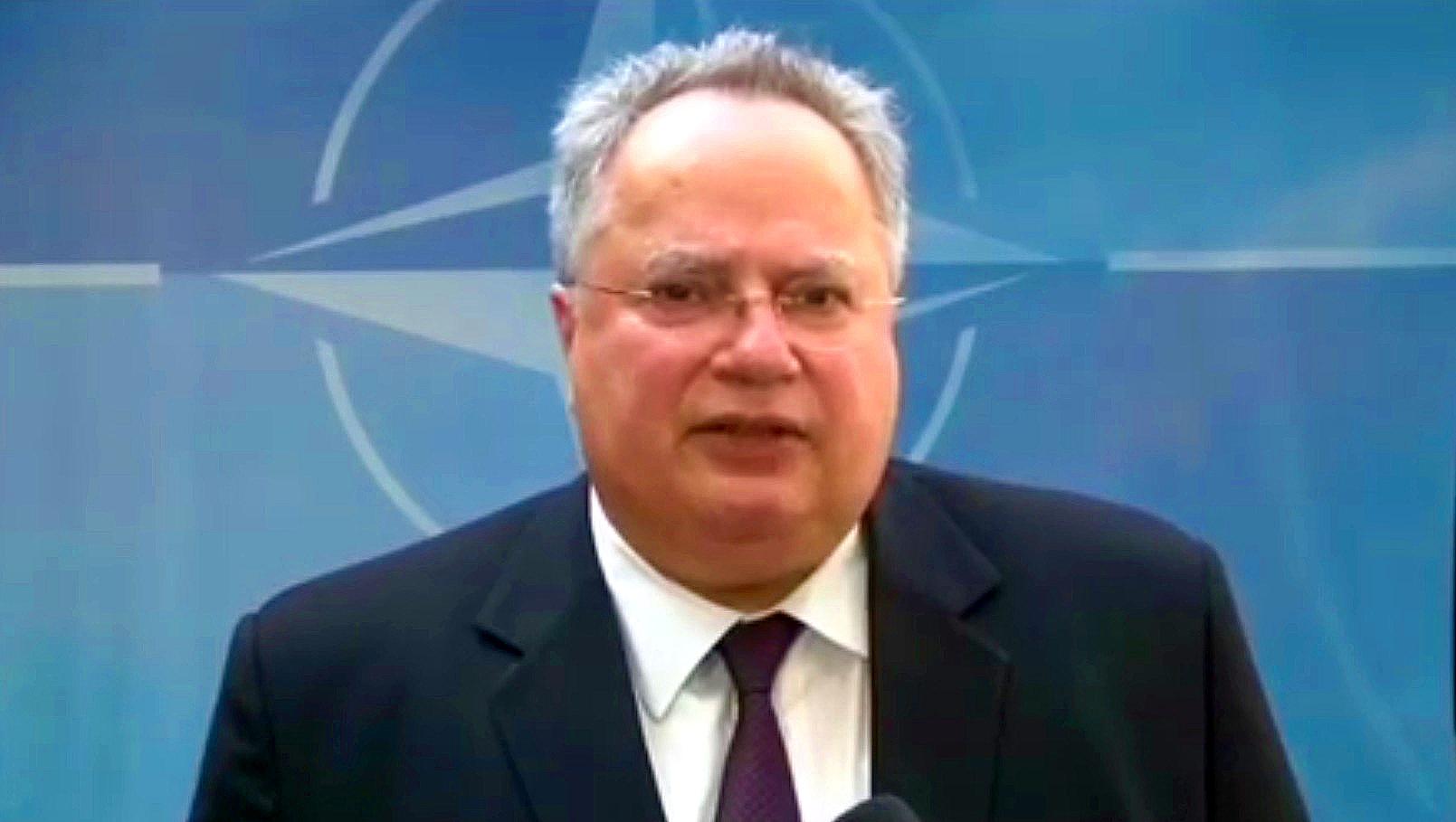 Στο Λουξεμβούργο ο Νίκος Κοτζιάς, για το Συμβούλιο Εξωτερικών Υποθέσεων της ΕΕ.