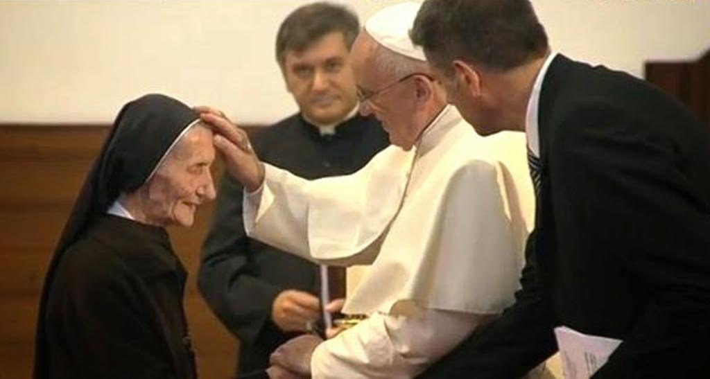 The nun that defied the communist regime in Albania