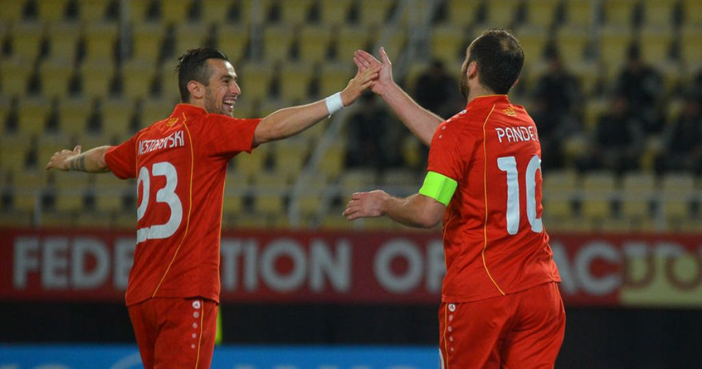 FYROM improves in the FIFA ranking