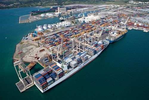 Port operator unhappy with bill on second rail track