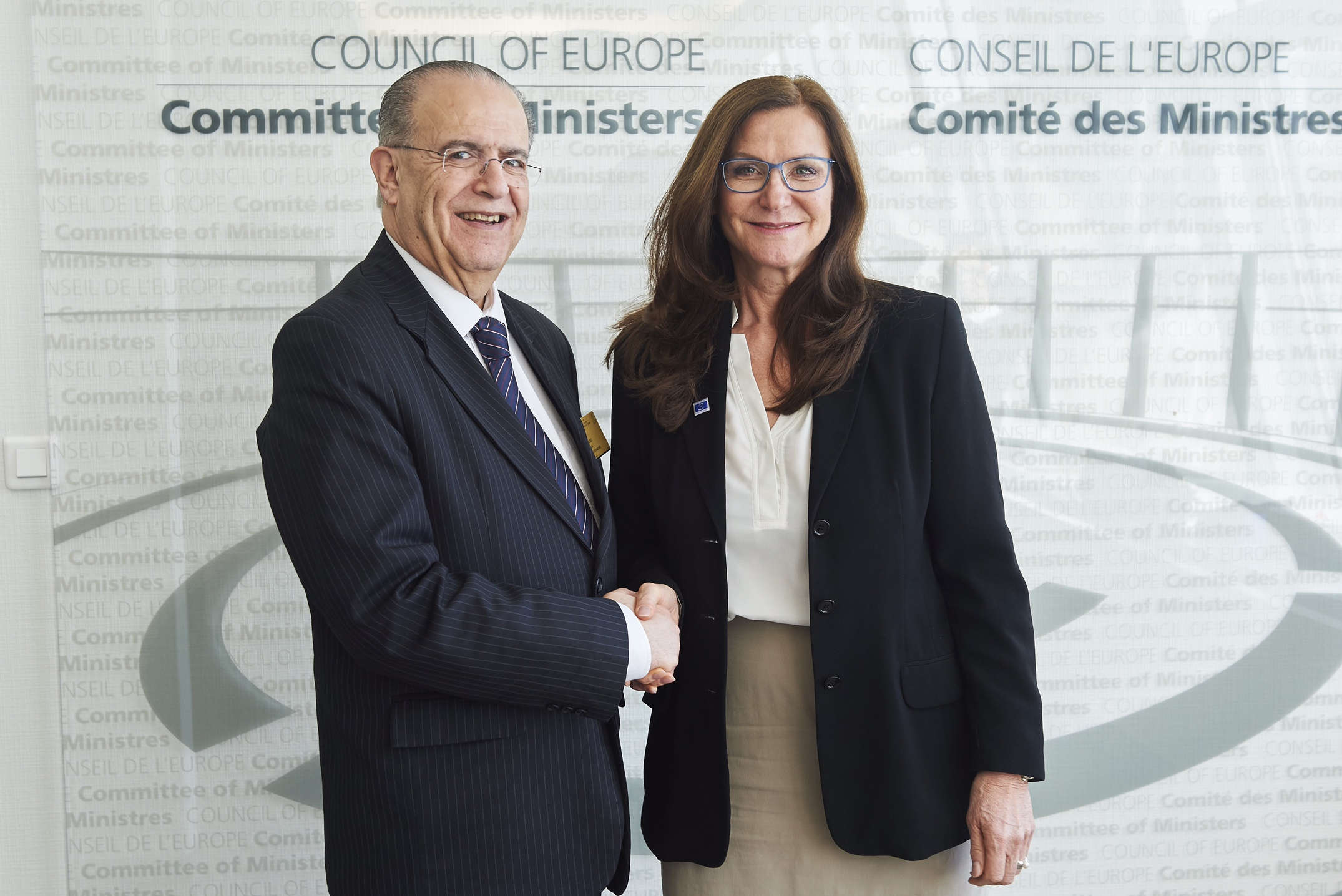 Kasoulides addresses the Congress of Regional Authorities of the Council of Europe