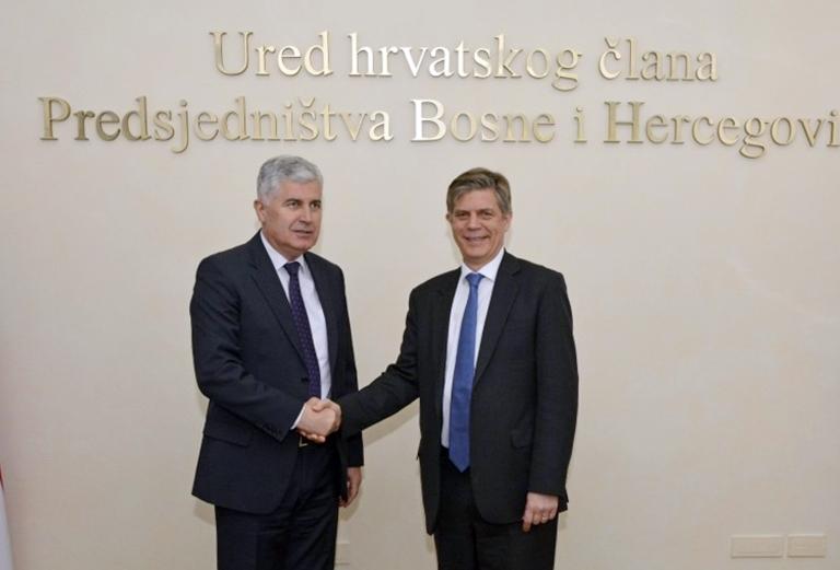 Crisis in BiH Parliament