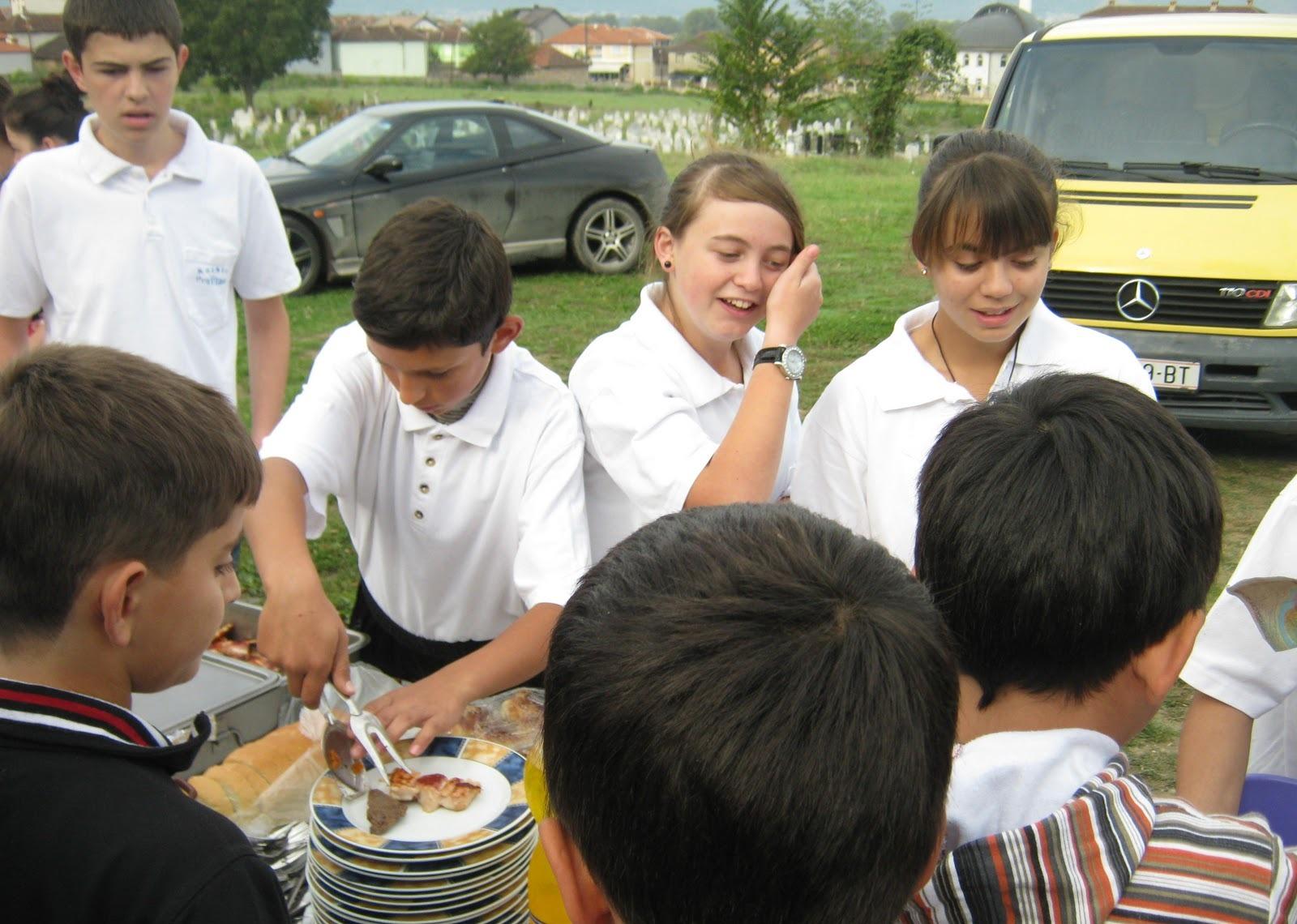 Albanian children face malnutrition