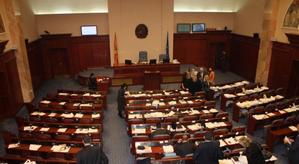 Decisive week for the solution of the political crisis in FYROM