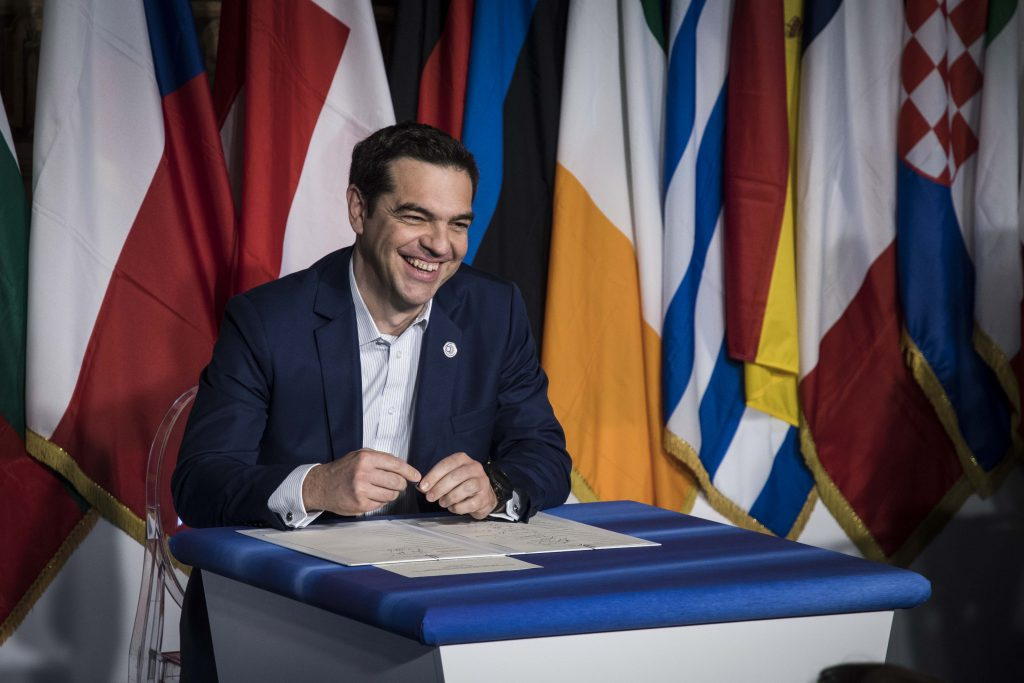 Tsipras: We must fight to change Europe from within