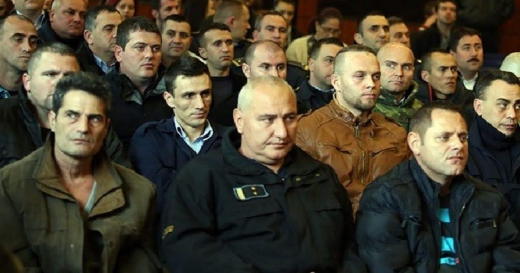 Defendants testify on the 2015 Kumanovo events