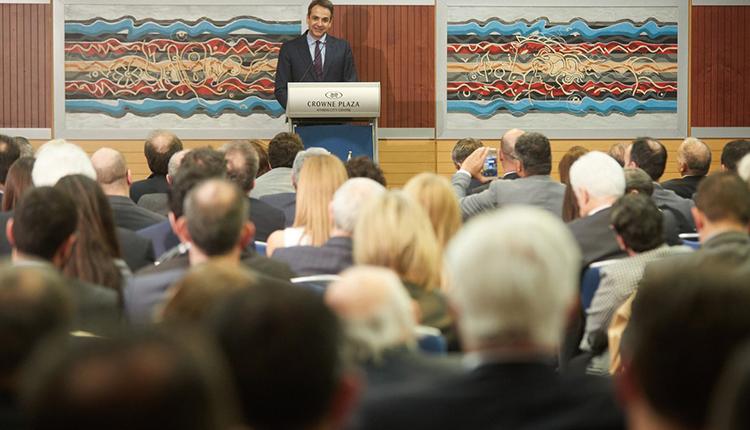 Mitsotakis speaks of 'strategic' partnership between Greece and Israel