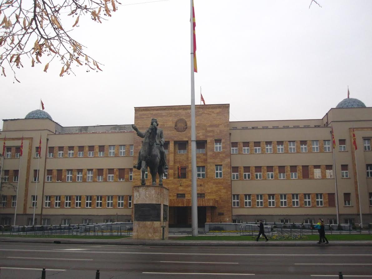 Parliament in FYROM to convene today, police boosts security measures