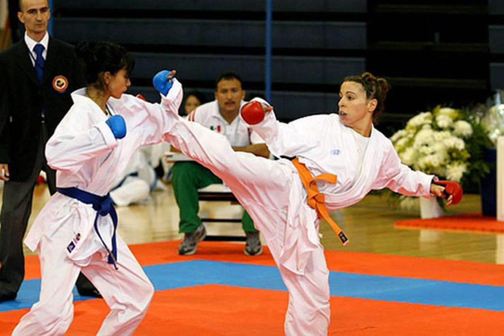 FYROM's karate fighters return from Rotterdam without a medal
