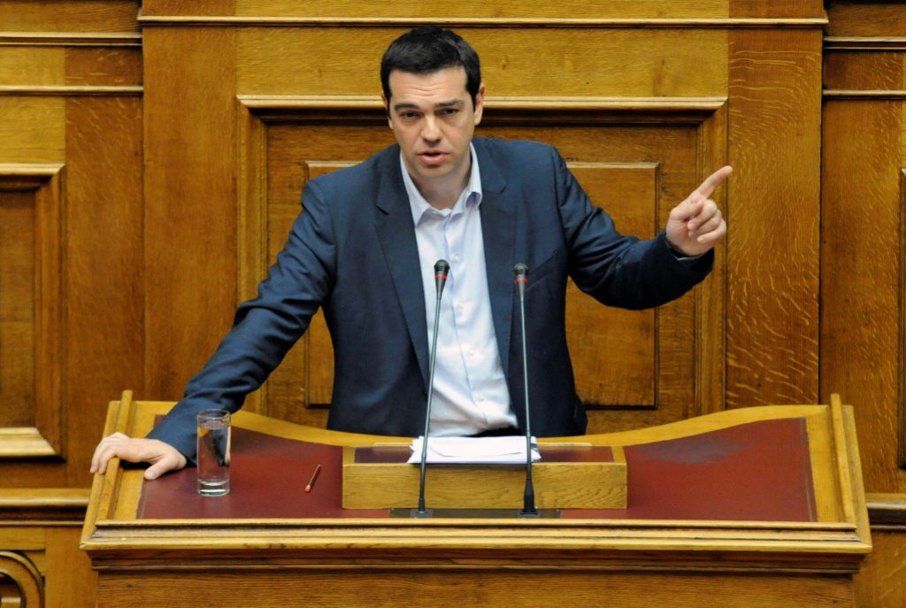 Tsipras in parliament: We are fully committed to the cause of transparency