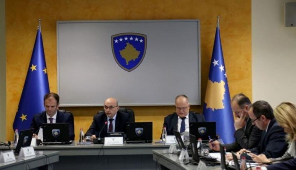 Government of Kosovo decides to register the properties belonging to former Yugoslavia