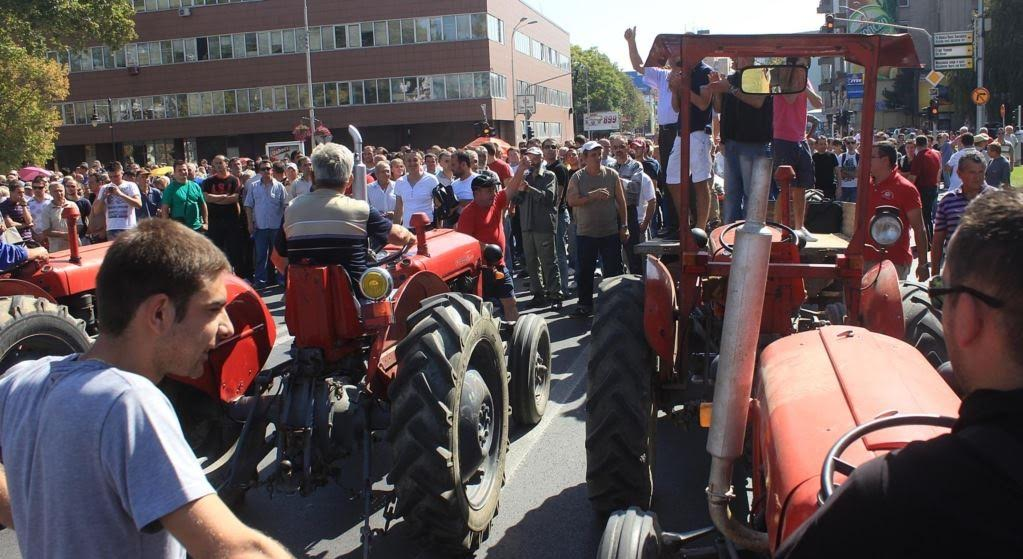 Farmers warn radicalization of measures if subsidies are not paid