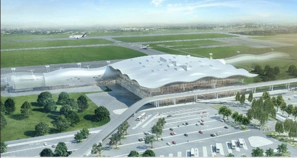 First test landing at new Zagreb airport carried out
