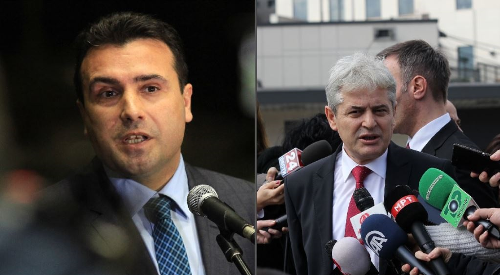 SDSM continues its efforts for the creation of the government, VMRO-DPMNE is against
