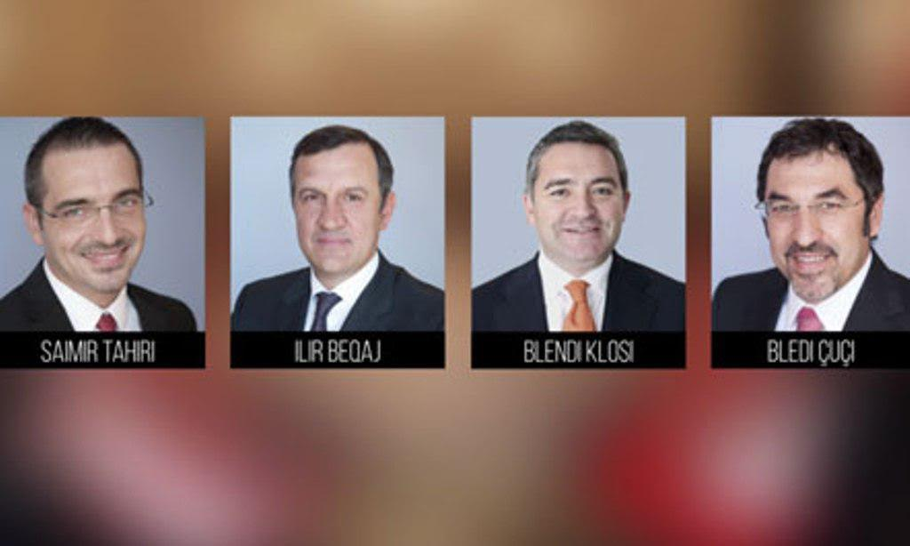 Important changes in the Albanian government