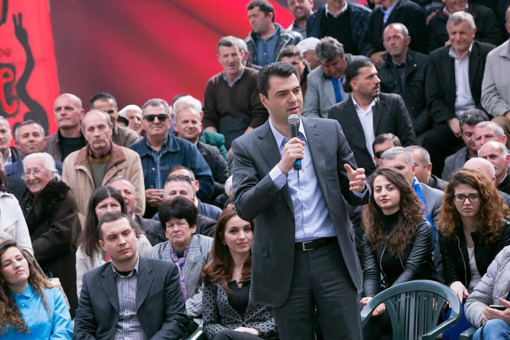 Albanian opposition doesn't register for the general elections
