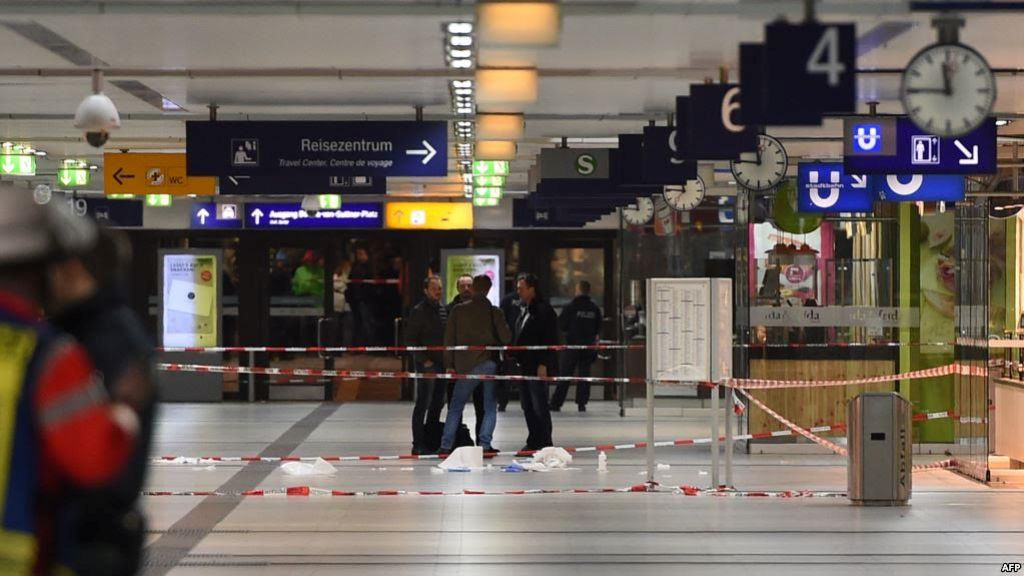 Germany: The aggressor in Dusseldorf was from Kosovo
