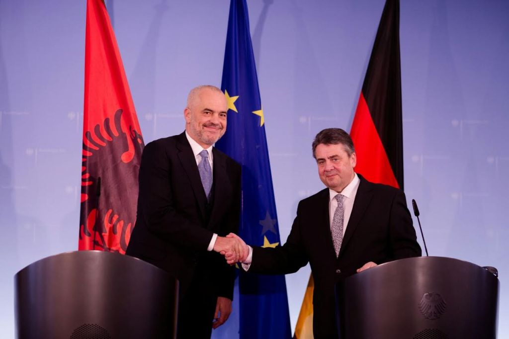 Germany wants to push the plan for the integration of Albania in the EU forward