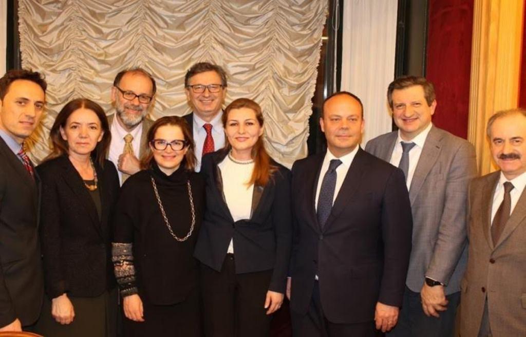 Italy-Kosovo friendship group is born