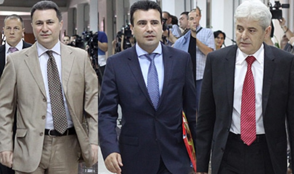 Macedonian parties reject the platform, Albanians stick to their position