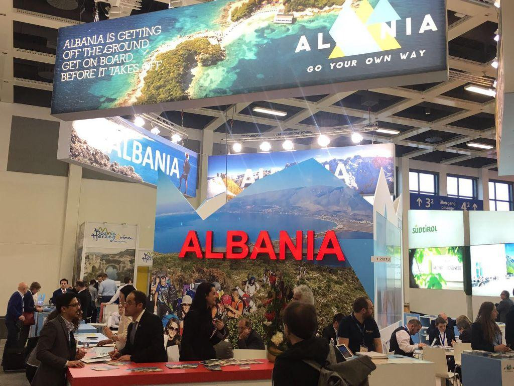 Albania presents its touristic potentials in ITB Berlin