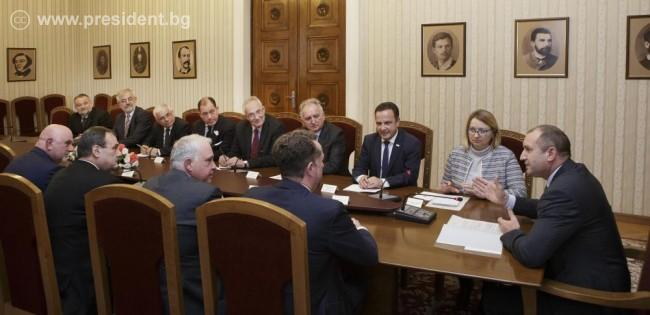 Bulgarian President: More pragmatism needed in work of Southeast Europe Cooperation Process