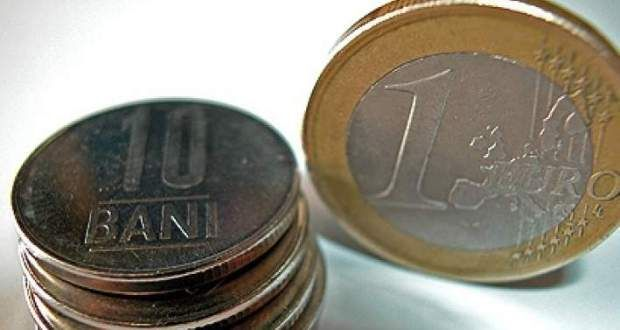 Euro hits this year's high against Romanian currency – RON 4.55/EUR