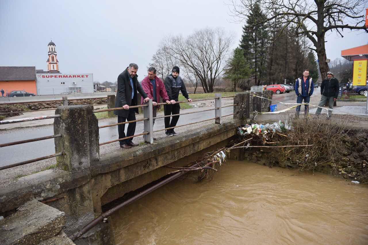 Heavy rainfall brings back memories of 2014 floods